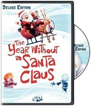 THE YEAR WITHOUT A SANTA CLAUS Clause DELUX ED DVD NEW