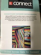 Connect Access Card for Living with Art by Mark Getlein (2015, Online Resource)