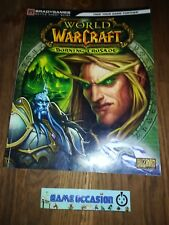 THE GUIDE WORLD OF WARCRAFT THE BURNING CRUSADE BLIZZARD