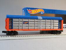 LIONEL HOT WHEELS AUTO RACK O GAUGE train car automobile vehicle 6-84708 NEW