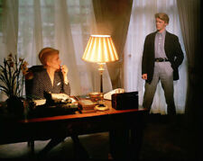 The Hunger UNSIGNED photograph - M493 - Catherine Deneuve and David Bowie