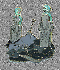 Wdi Haunted Mansion Scene Pin Graveyard - Le300