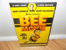Bee Movie (DVD, 2008, 2-Disc Set, Special Edition) BRAND NEW, SEALED