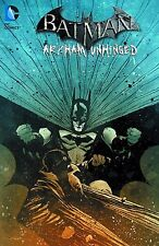 Batman Arkham Unhinged Vol 4 by Traviss, Duce & more HC DJ 2014 DC Comics
