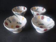 4 x Emma Bridgewater Market Deli Dip Bowls