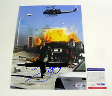 Tom Cruise Mission Impossible Signed Autograph 11x14 Photo PSA/DNA COA #4