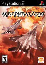 Ace Combat Zero: The Belkan War - Playstation 2 Game