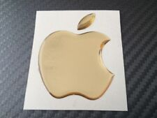 Apple Logo Sticker Decal for iPhone, i pad or car, Replacement Decal.