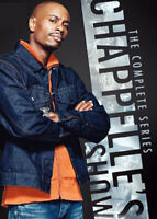 Dave Chappelle's Show: The Complete Series (6 Disc) DVD NEW