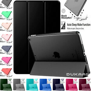 """Leather Magnetic Slim Smart Case Cover For iPad Pro 11"""" 12.9"""" 10.2"""" 9.7"""" 10.5"""""""