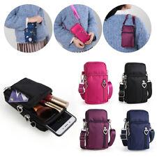 Messenger Holder Flap  Cell Phone Pouch  Coin purse Shoulder Bag Mini Clutch
