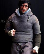 "Custom 1/6 ROCKY TRAINING 12"" Figure STALLONE Italian Stallion hot sideshow toys"