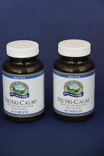 Nature's Sunshine Nutri-Calm 60 Tablets (Pack of 2)