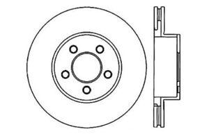 Centric 121.65082 Disc Brake Rotor-C-Tek Standard Brake Rotors