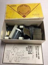 Vintage Ephrem's olde Time Bottle Cutter Kit No.500