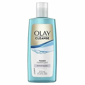Olay Cleanse Toner With Witch Hazel | 7.2 Oz | 3 Pack