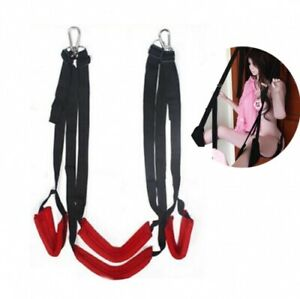 Liebesschaukel Rot Schaukel 🔥 Love Swing Sexspielzeug für Paare 🔥