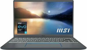 "MSI Prestige 14 EVO 14"" FHD Core i7-1185G7/16GB/512GB NVMe SSD new!!!"