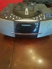 emerson research smartset cd player clock radio