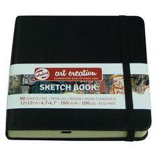 NEU Art Creation Sketch Book, 12x12cm, 80 Blatt