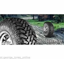 4 X 255-70-16 Cooper Discoverer STT Mud 255/70r16 Tyres off Road Max 2557016