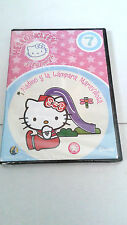 "DVD ""HELLO KITTY ALADINO Y LA LAMPARA MARAVILLOSA"" PRECINTADO"