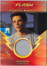 Flash Season 1 Wardrobe Costume Relic Card M11 M-11 Grant Gustin Barry Allen