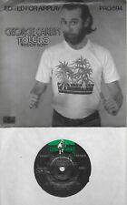 GEORGE CARLIN  Toledo Window Box  rare promo EP 45 with PicSleeve