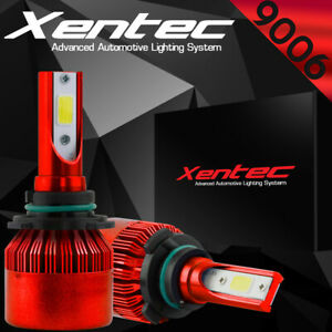 XENTEC LED HID Headlight Conversion kit 9006 6000K for 2006-2010 Jeep Commander