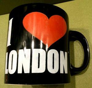 Large I Love London Mug