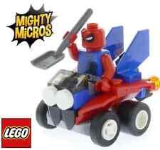 LEGO Super Heroes Mighty Micros Mini-figure Spiderman & Car Split from Set 76089