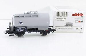 Märklin 48170 Kesselwagen Eva DB Insiderwagen 2020  bs1906