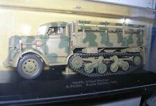 EAGLEMOSS TANK 1/43 MILITAIRE CAMION sdkfz 3 OPEL MAULTIER 4.pz Div. 1943 !!!
