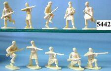ARMIES IN PLASTIC 5442-L' Egypte et le Soudan-madhists fusil figurines-Wargaming Kit
