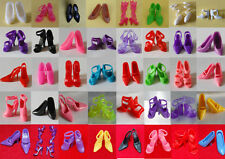 New 40 Pairs fashion Shoes For Barbie Doll Free Ship Barby