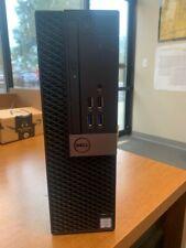 Dell Optiplex 5040 SFF PC/Computer, Intel Core i5, 16GB RAM, 128SSD, Win 10 Pro