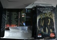 Cryptozoic Supernatural 4-6 Complete Base Set Box Wrappers Trading Cards CW