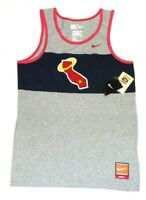 Nike / Cooperstown Collection Los Angeles Angels California State Logo Tank Top