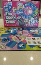 Brand new PUPPY IN MY POCKET THE BOARD GAME CHILDRENS BOARD GAME BY MEG 2007