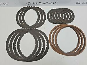 VAUXHALL CHEVROLET 6T40 6T45 AUTOMATIC GEARBOX FRICTION MODULE FRICTION KIT