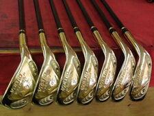 KATANA GOLF VOLTiO G SERIES 2012model 7pc R-flex IRONS SET Golf Clubs