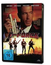 Mediabook T-FORCE Edizione Limitata JACK SCALIA BLU-RAY + Box DVD COPERTURA A