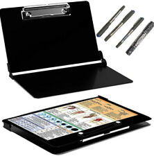 Black Folding Nursing ClipboardsFolding Clipboards for nurses; file orgnizers