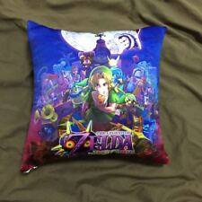 Game The Legend of Zelda double sided Pillow cushion Case Cover cosplay 27