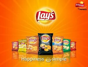 (PACK OF 6) LAYS Salted/Tomato/Masala Munch/Chilli Lemon- All Flavours