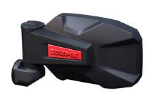 "RED STRIKE Seizmik Break-Away Side Mirrors 1.75""- Side by Side SxS Go Kart"
