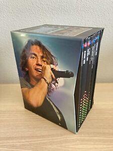 Ligabue _ LigaLive _ 14 X DVD BoxSet Cofanetto _ 2012 Warner COME NUOVO RARO!
