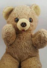 Vintage Musical Teddy Bear Plays Jesus Loves Me Music Box Dicksons Religious
