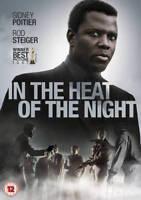 In the Heat of the Night DVD (2013) Sidney Poitier, Jewison (DIR) cert 12