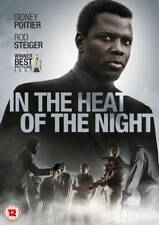 In the Heat of the Night DVD (2013) Sidney Poitier ***NEW***